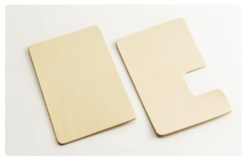 Leather Card Case Kit - LC Tooling Leather Standard